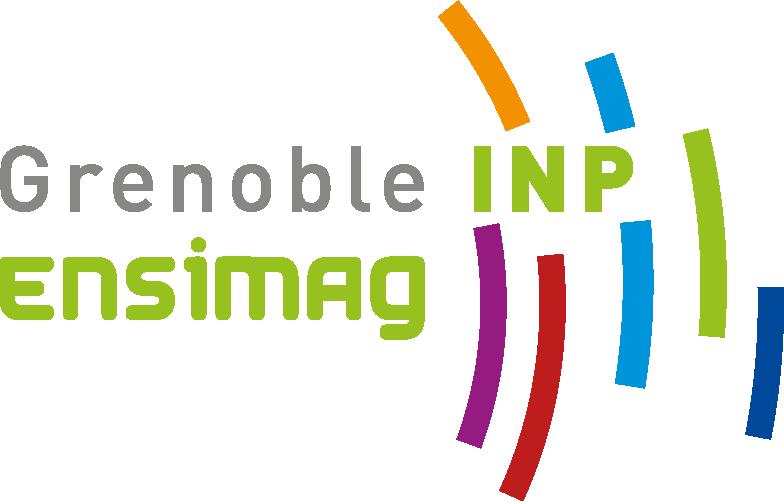 Logo Grenoble INP - Ensimag