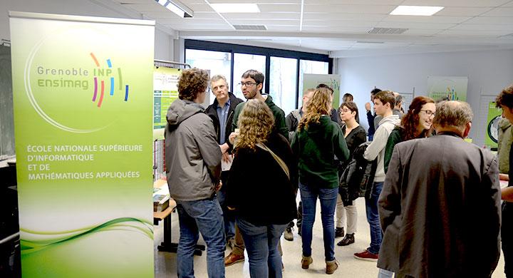 Grenoble INP Journee portes ouvertes
