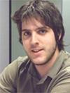 Jean, projet de fin d'études dans une start-up, à Rome