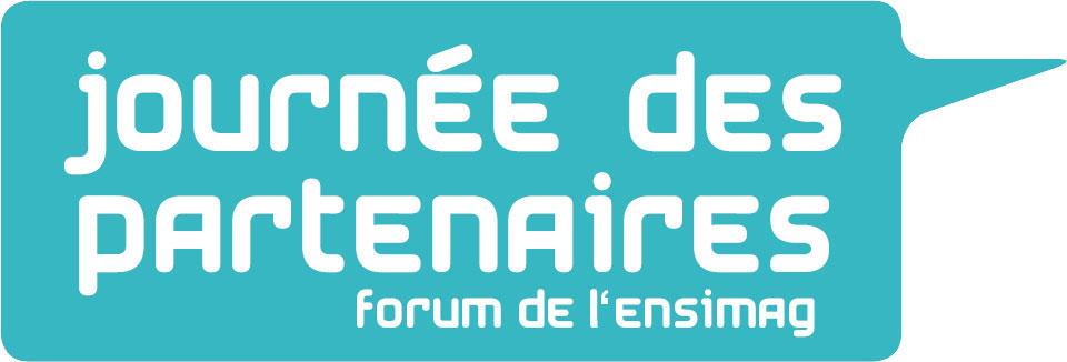 Logo de la Journée des partenaires de l'Ensimag