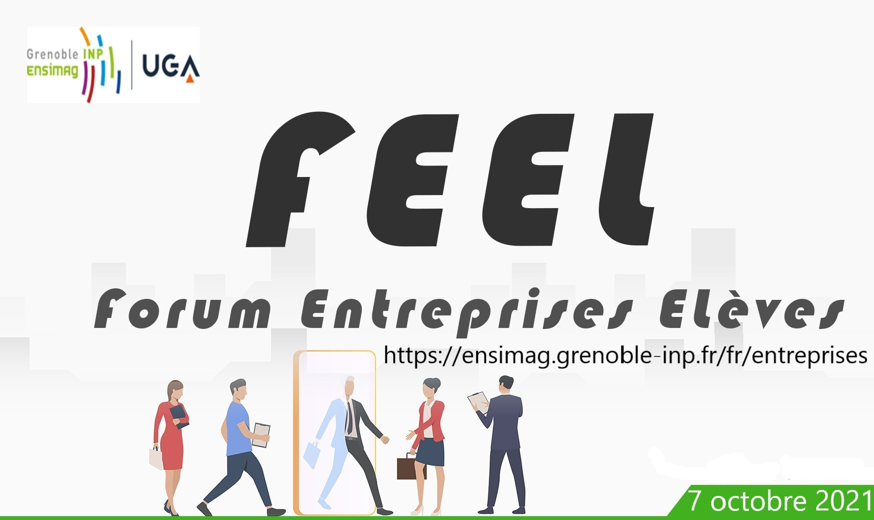Logo forum FEEL2021