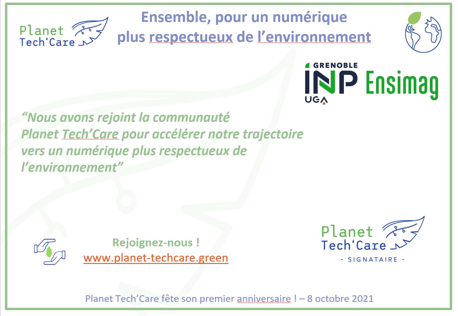 Signature Planet Tech Care