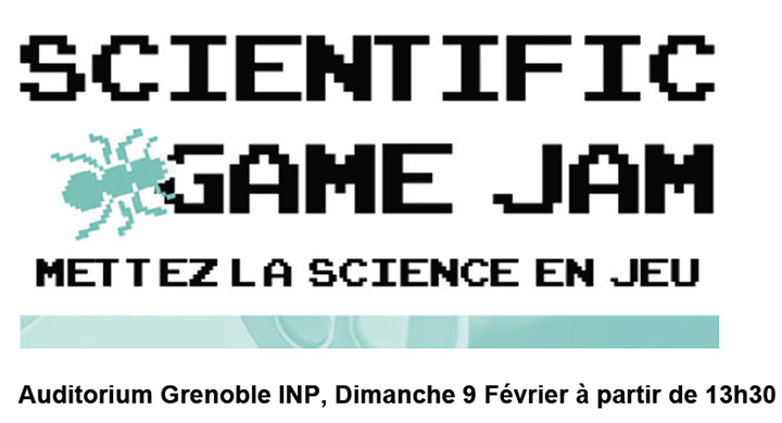 scientific game jam