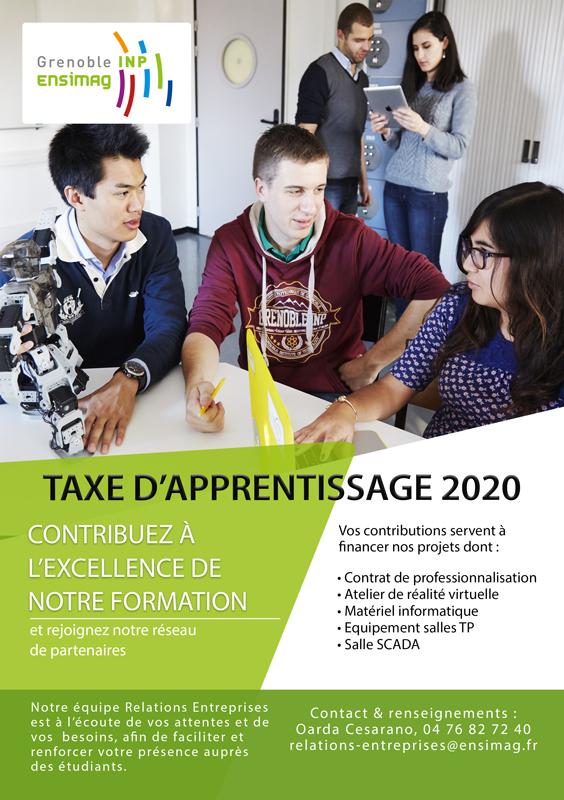 Taxe2020-Ensimag